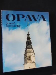 náhled knihy - Opava (Ocpl., 104 fotografíí a 12 s.)