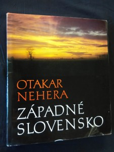 náhled knihy - Západné Slovensko (A4, Ocpl, 176 + 96 s bar foto, 20 s. cizojaz. Texty)