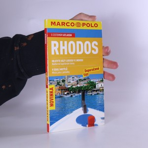 náhled knihy - Rhodos : [s cestovním atlasem]