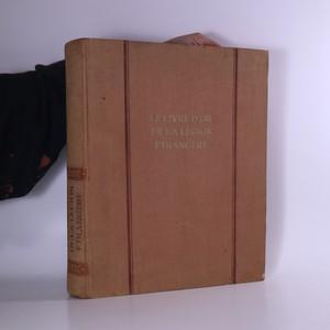 náhled knihy - Livre d'or de la légion étrangere : centenaire de la légion étrangere : 1931-1931