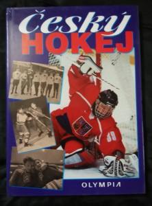 náhled knihy - Český hokej 1909 - 2003 (A4, lam, 184 s., foto)
