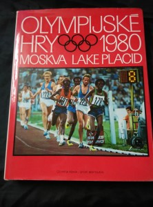 náhled knihy - Olymp. hry 1980 Moskva, Lake Placid