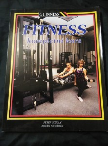 Fitness - Kompletní kurs (A4, lam, 128 s., 100 názorných foto)
