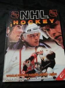 náhled knihy - NHL hockey - oficiální průvodce National Hockey League (A4, lam, 128 s.)