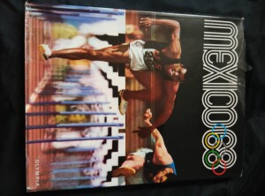 náhled knihy - Olympijské hry 1968 Mexiko - ZOH Grenoble (A4, Ocpl, 208 s., 216 foto)
