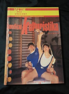 náhled knihy - Kondiční kulturistika (A4, lam, 144 s., čb a bar foto)