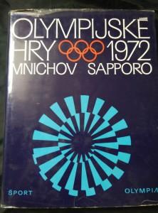 náhled knihy - Olympijské hry 1972 (Mnichov, Sapporo)