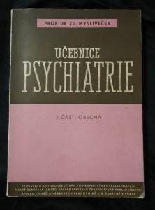 náhled knihy - Učebnice psychiatrie - 1. část - obecná