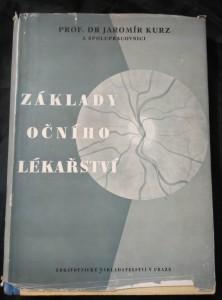 náhled knihy - Základy očního lékařství (A4, Oppl, 448 s., 132 příl.)