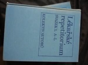 Lékařské repetitorium I, II (A4, Ocpl, 1996 s.)