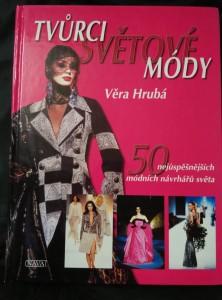 náhled knihy - Tvůrci světové módy - 50 nejúspěšnějších módních návrhářů světa (A4, lam, 264 s., čb a bar foto)