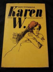 náhled knihy - Karen W. (Ocpl, 292 s.)