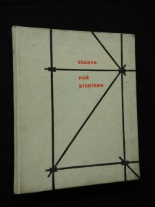 náhled knihy - Slunce nad planinou (Ocpl, foto, východ. Slovensko)