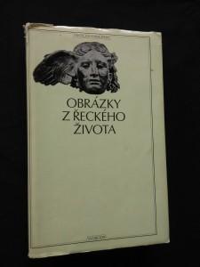 náhled knihy - Obrázky z řeckého života (Ocpl, 460 s.)