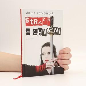 náhled knihy - Strach a chvění