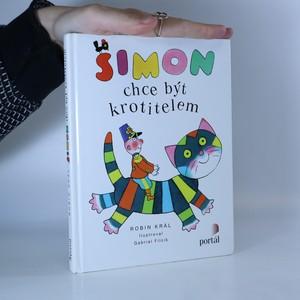 náhled knihy - Šimon chce být krotitelem