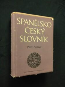 náhled knihy - Španělsko-český slovník (Ocpl, 756 s.)
