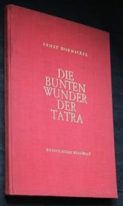 náhled knihy - Die bunten wunder der Tatra