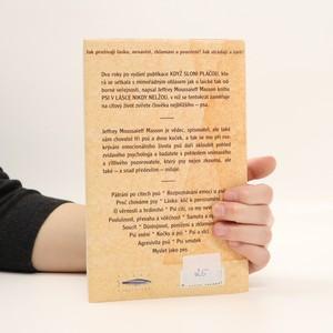 antikvární kniha Psi v lásce nikdy nelžou, 1999