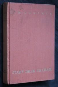 náhled knihy - Starý drak Graham