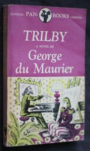 náhled knihy - Trilby