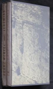 náhled knihy - Jeremiáš - Slyšte hlas. I.-II.