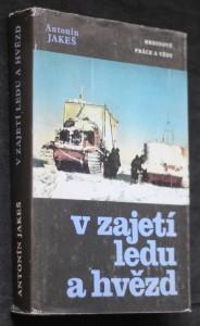 náhled knihy - V zajetí ledu a hvězd