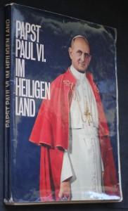 náhled knihy - Papst Paul VI. Im heiligen land
