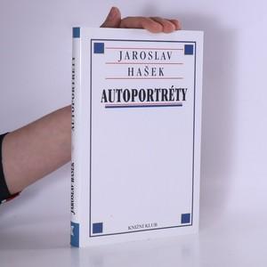 náhled knihy - Autoportréty. Výbor z povídek Jaroslava Haška.