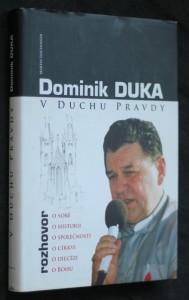 náhled knihy - V duchu pravdy : rozhovor o sobě, o historii, o společnosti, o církvi, o diecézi, o Bohu