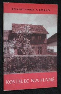 náhled knihy - Kostelec na Hané : Červený domek P. Bezruče
