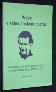 náhled knihy - Práce v salesiánském duchu
