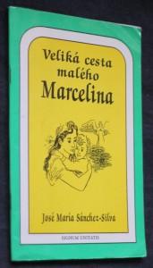 náhled knihy - Veliká cesta malého Marcelina