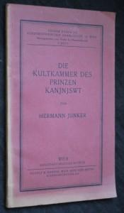 náhled knihy - Die kultkammer des prinzen kanjnjswt