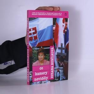 náhled knihy - Co kamery neviděly