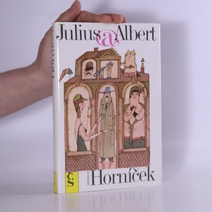 náhled knihy - Július a Albert