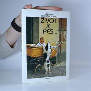 náhled knihy - Život je pes