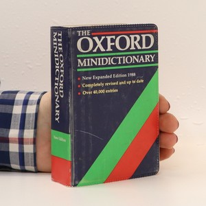 náhled knihy - The Oxford minidictionary