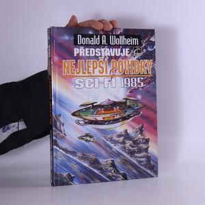 náhled knihy - Nejlepší povídky sci-fi 1985