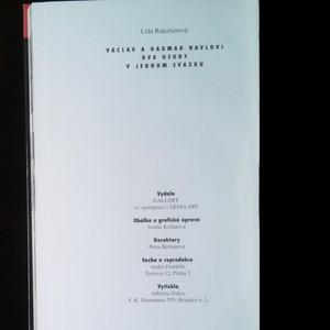 antikvární kniha Václav a Dagmar Havlovi. Dva osudy v jednom svazku, neuveden