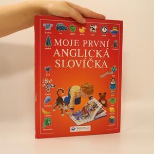 náhled knihy - Moje první anglická slovíčka