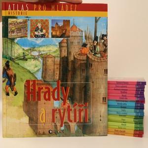 náhled knihy - 19x Atlas pro mládež (viz foto)