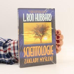 náhled knihy - Scientologie : základy myšlení (zabalená)