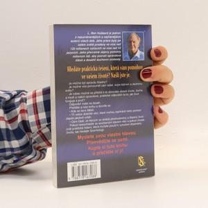 antikvární kniha Scientologie : základy myšlení (zabalená), neuveden