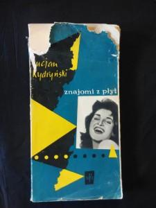 náhled knihy - Znajomi z plyt - 81 portrét zpěváků a hudebníků od Armstronga po Sinatru(Obr, 168 s., foto, polsky)