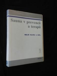 náhled knihy - Sauna v prevencii a terapii (Ocpl, 294 s.)