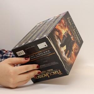 antikvární kniha Percy Jackson komplet (5 svazků, viz foto), 2013