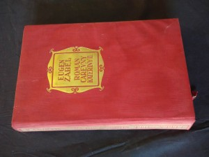 Román carevny Kateřiny II. (Ocpl, 260 s., přel. J. Marek)