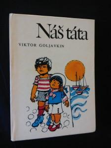 náhled knihy - Náš táta