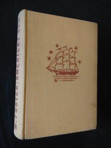 náhled knihy - Americký sen (Ocpl, 452 s, typo L. Sutnar, b. ob.)